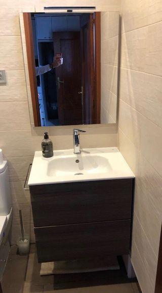Mueble de lavabo 60cm