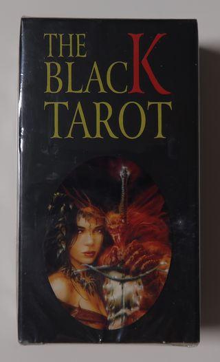 The black Tarot. Luis Royo
