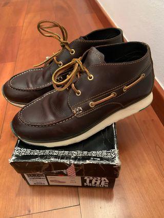 Zapatos Chukka talla 43 EU 9 UK