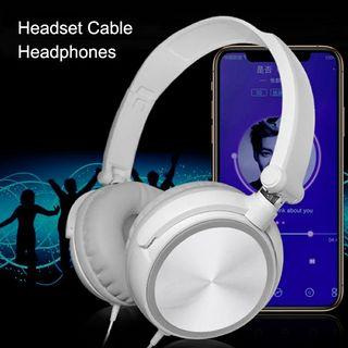 Auriculares casco microfono