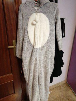 Pijama entero de invierno