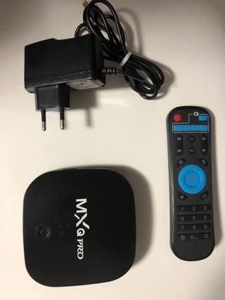 Smart Tv - MXQ PRO
