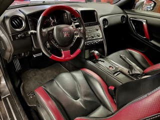 Nissan GTR Black Edittion 3.8T 550cv !!