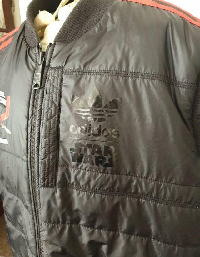 Chaquetón Adidas Edición Limitada Star Wars