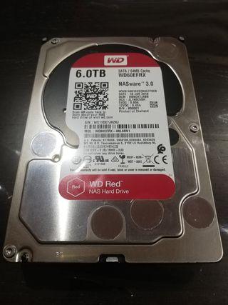 Disco duro 6tb