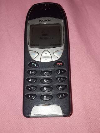 Nokia 6210 Libre Para Mercedes