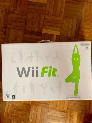 Tabla Wii Fit a estrenar