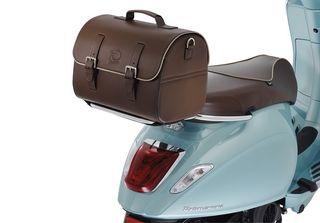 Baúl para moto Vespa de aniversario