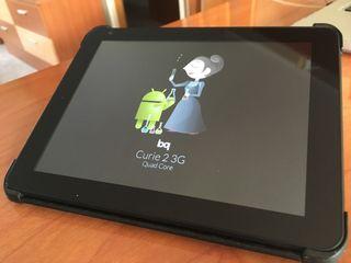 Tablet Bq Curie 2 3G quad core