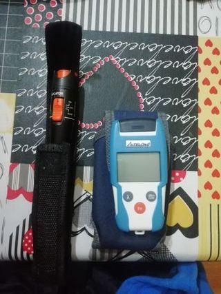 medidor laser gpon y laser aitelong