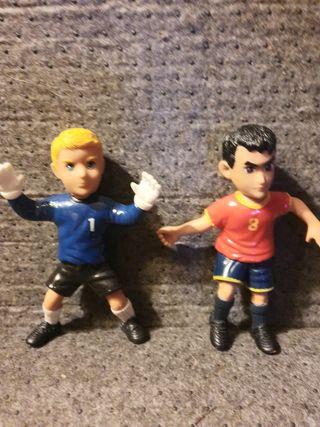 muñecos de Futbolisimos