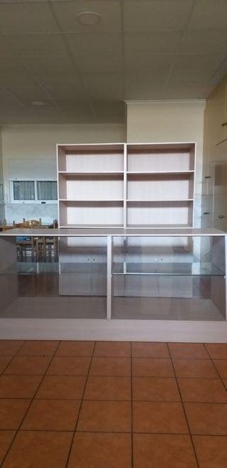 muebles para panaderia y fruteria