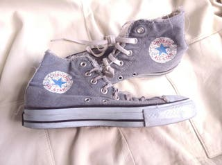 Converse All start Blue design