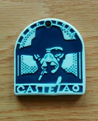 Medalla Castelao Sargadelos
