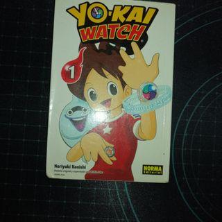 Comics Yo-kai watch
