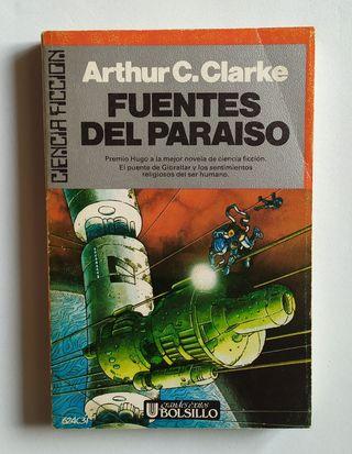 Libro Fuentes del Paraíso.