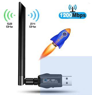 Adaptador WiFi Estable y Alta Velocidad (NUEVO)