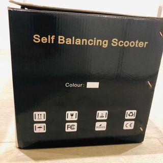 HIGH QUALITY CARBON FIBRE SELF BALANCING SCOOTER