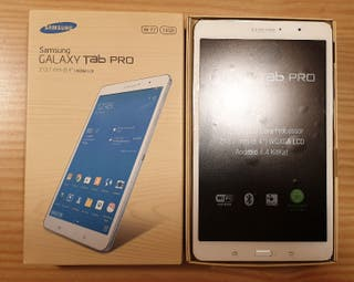 "Tablet SAMSUNG Galaxy tab pro 8,4""+tecl. bluetooth"