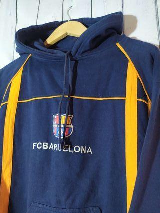 Sudadera retro Fc Barcelona