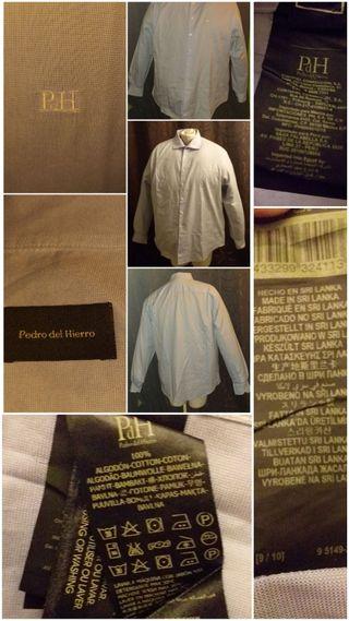 camisa Pedro del Hierro XXL NUEVA