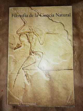FILOSOFÍA DE LA CIENCIA NATURAL - CARL G. HEMPEL