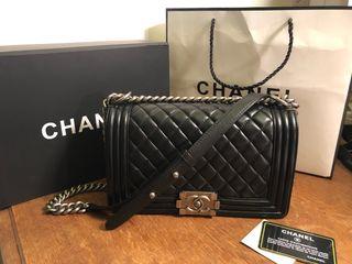 Chanel Bag Le boy
