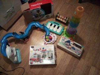 Pack de juguetes bebé