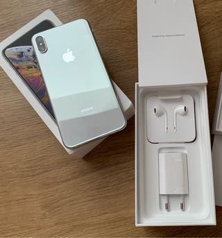 IPhone XS Max 256 gb blanco
