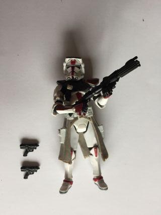 Kenner Star Wars Figura de comandante clon