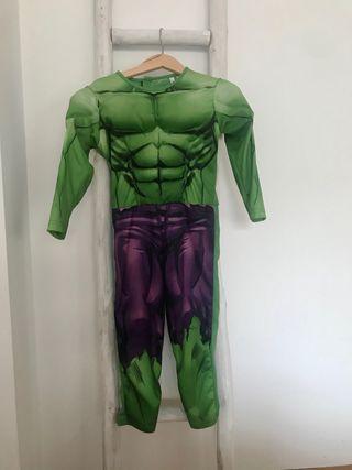 Disfraz Hulk Marvel niño