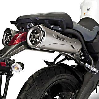Escape Akrapovic original Yamaha Mt03 2006-2014