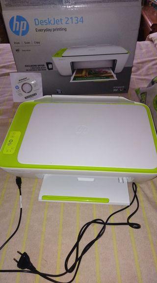 impresora HP Deskjet 2134