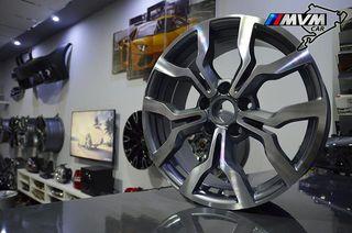 Juego de 4 Llantas 17 Audi R8 Antracit
