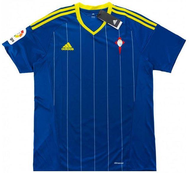 Camiseta Celta 16/17 Talla M. Original. Nueva