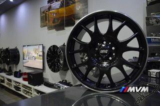 Juego de 4 Llantas 18 Mod BBS Motorsport
