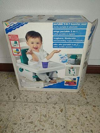 Trona para niños