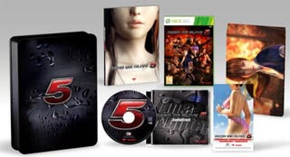 Dead or Alive Edición Coleccionista Ps3-Xbox 360
