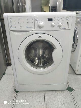 lavadora indesit A+ 7kg 1200rpm+transporte+garanti