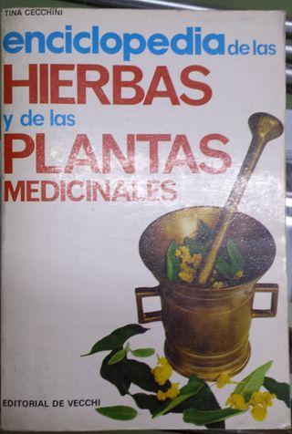 ENCICLOPEDIA DE HIERBAS Y PLANTAS MEDICINALES
