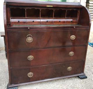 Mueble escritorio antiguo