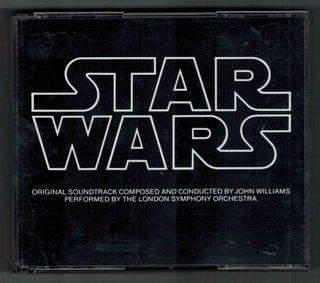"""CD DOBLE BANDA SONORA """"Star Wars"""""""