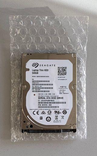 Disco duro portátil Seagate