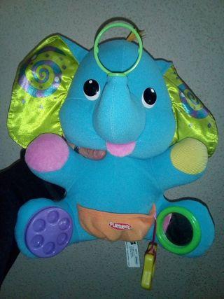 peluche elefante suerte playschool