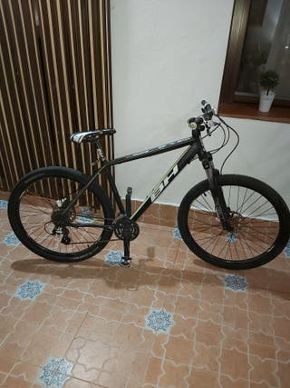 bicicleta 27'5 pulgadas