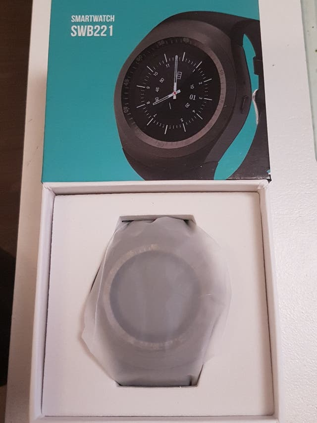 Smartwatch Prixton SWB221