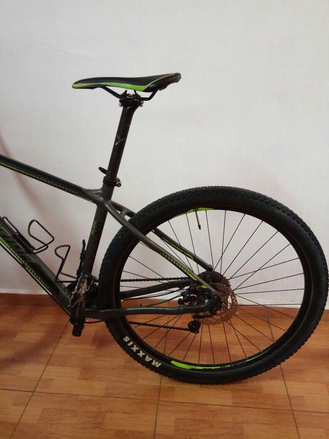 bicicleta Mérida