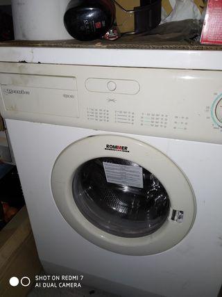 lavadora rommer 6kg