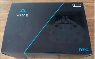 Gafas de realidad virtual HTC VIVE + tripodes