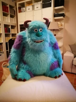 Peluche Sulley gigante monstruos SA